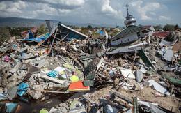 Indonesia hứng động đất 7 độ Richter, có nguy cơ sóng thần