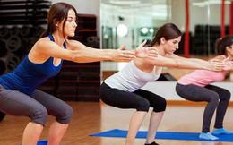 Hai cô gái Trung Quốc nhập viện sau thử thách 1.000 cái squat