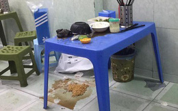 Hà Nội: Chủ quán mỳ gà tần lên tiếng sau khi cô gái trẻ bức xúc vì bị quạt rơi trúng đầu