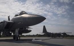 Mỹ gây áp lực cực lớn lên Nga khi triển khai F-15E cách biên giới chỉ 230 km