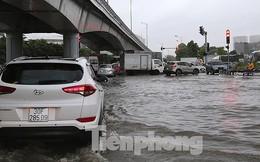 Hà Nội có 14 điểm ngập úng nặng, dự báo mưa tới 200mm