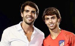 """Chỉ cần một bức ảnh, """"Thiên thần"""" Kaka cùng đàn em của Ronaldo khiến dân mạng phát sốt vì ngoại hình giống nhau đến khó tin"""