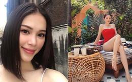 Cuộc sống sang chảnh của 'ngọc nữ' 9X được dân mạng đồn là bạn gái mới của Phillip Nguyễn - em chồng Hà Tăng