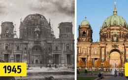 """12 công trình du lịch nổi tiếng thế giới được """"hồi sinh"""" ngoạn mục, xem ảnh trước và sau ai cũng ngạc nhiên vì quá khác"""