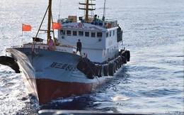 Sự nguy hiểm từ tàu dân quân biển của Trung Quốc