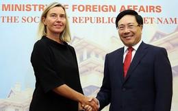 EU chia sẻ quan ngại của Việt Nam về căng thẳng trên biển Đông