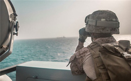 Đức tiết lộ lý do không tham gia liên minh hải quân của Mỹ ở vùng Vịnh