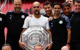 HLV Man City 'tuyên chiến' với phần còn lại của Ngoại hạng Anh