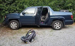 Những vụ người lớn để quên trẻ em trong xe gây ra kết cục đau thương khiến ai cũng ám ảnh