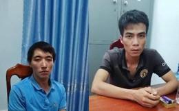 Hai thanh niên trộm của chùa 40 triệu đồng và điện thoại