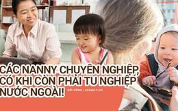 """Nanny - Công việc """"trông trẻ cao cấp"""" bỗng dưng hot, nhiều người xem đây là giải pháp thay mình đưa trẻ đến trường khi quá bận"""
