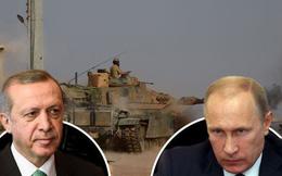 """Lệnh ngừng bắn sụp đổ, Syria thành """"bom hẹn giờ"""": Nga """"há miệng mắc quai"""" vì bán S-400 cho Thổ Nhĩ Kỳ?"""