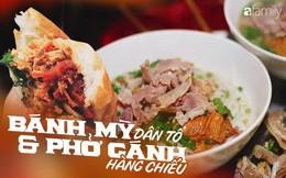 Những hàng ăn ở Hà Nội chỉ mở lúc rạng sáng và nghỉ bán khi mặt trời vừa lên, dù gió rét vẫn tấp nập người qua lại