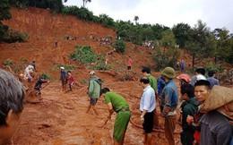 Đắk Nông: Mưa lớn, đồi lở nuốt chửng cả nhà ba người