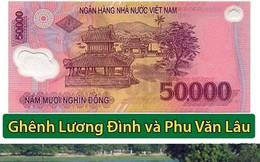 Cận cảnh di tích ở Huế được chọn in lên tờ tiền 50.000 đồng sau khi trùng tu
