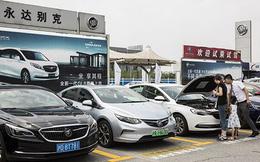 Tại sao đến giờ Trung Quốc mới cho phép xuất khẩu ồ ạt ô tô cũ?