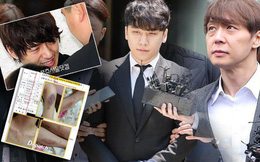 11 scandal tồi tệ nhất lịch sử showbiz Hàn: Tự tử, ngoại tình, hãm hiếp liên hoàn, vụ của Seungri chưa là gì
