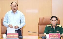 Thủ tướng yêu cầu Bộ Quốc phòng kiên quyết thu hồi các hợp đồng sai phạm