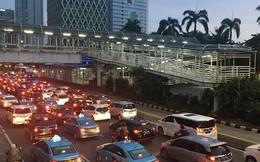 Indonesia sẽ dời thủ đô từ Jakarta sang đảo Borneo