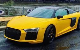 Audi R8 V10 Plus từng của Cường 'Đô-la' thay áo ngay sau khi về tay chủ mới