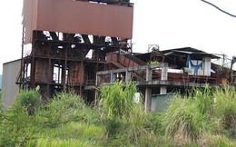 Nhà máy hơn 150 tỷ đồng thành đống sắt vụn