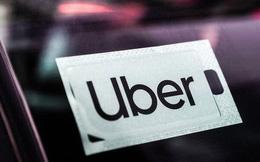 Công bố khoản lỗ kỷ lục và doanh thu đáng thất vọng, cổ phiếu Uber trượt dốc