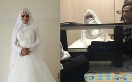 Yêu xa 2 năm, chú rể bất ngờ hủy hôn vào phút chót vì cô dâu 'hiện nguyên hình' là bà cô già