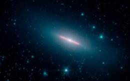Kính viễn vọng Spitzer của NASA phát hiện một thiên hà mới