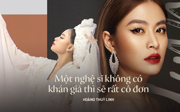 """Hoàng Thuỳ Linh: """"Người ta sẽ nói tôi ngông cuồng khi làm Tứ Phủ"""""""