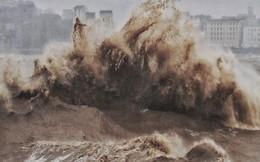 Trung Quốc hứng bão Lekima, 18 người chết, hơn 1 triệu người sơ tán