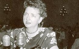 """Cuộc đời của nữ điệp viên gây """"sốc"""" nước Mỹ và Liên Xô"""