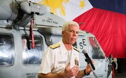 Tàu sân bay Mỹ thả neo thách thức Trung Quốc