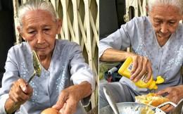 Gặp bà Hai bán bánh mì nói tiếng Anh ở trung tâm Sài Gòn: 75 tuổi mà vẫn khỏe re, lúc nào cũng lo khách không no cái bụng