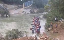 Cao Bằng: Lật bè trên sông Bắc Vọng làm 3 người mất tích