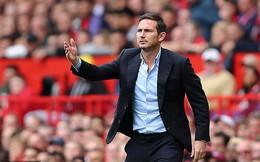 HLV Frank Lampard: 'Thua MU là bài học tàn nhẫn với Chelsea'
