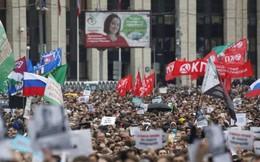 Nga yêu cầu Google không quảng cáo biểu tình bất hợp pháp