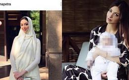 Sau thông tin cựu vương Malaysia sắp tái hôn, người đẹp Nga đã có động thái khó hiểu gây hoang mang dư luận