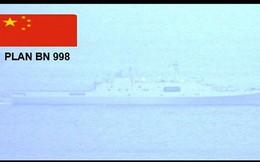 Đi qua lãnh hải Philippines không thông báo, chiến hạm Trung Quốc thay đổi hải trình khi bị phát hiện