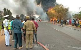 Số nạn nhân tử vong trong vụ nổ xe chở nhiên liệu tại Tanzania tăng lên 85 người