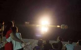 Cho con đi tắm biển, tài xế xe khách chết đuối thương tâm ở Quảng Ninh