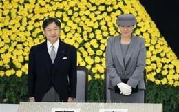 Nhật hoàng 'hối tiếc sâu sắc' về hành động của phát xít Nhật trong chiến tranh