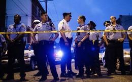 [ẢNH] Hiện trường vụ xả súng livestream ở Philadelphia khiến 6 cảnh sát bị thương