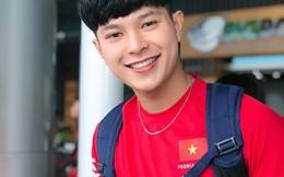 """""""Chết đứ đừ"""" trước vẻ điển trai baby của cựu sinh viên ĐH Tôn Đức Thắng, đã thế lại còn là kiện tướng Taekwondo quốc tế"""