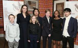 Angelina Jolie bắt các con phải mặc quần áo và ăn đồ rẻ tiền?