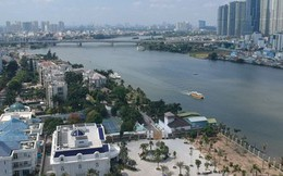 TP HCM nghiên cứu xây cầu đi bộ qua sông Sài Gòn