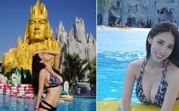 Đăng ảnh bikini sexy ở công viên nước tại Việt Nam, hot girl Đài Loan bất ngờ bị netizen ném đá