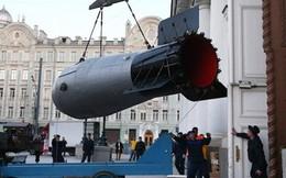 Nga tìm thấy bom chưa nổ bên trong Điện Kremlin