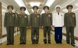 Quan chức quân sự cấp cao Triều Tiên tới Trung Quốc