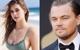 Nhan sắc quyến rũ 'chết người' của bạn gái kém Leonardo DiCaprio 22 tuổi