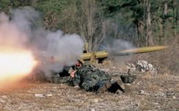 Nga đưa vào trang bị phiên bản nâng cấp của tên lửa chống tăng Fagot